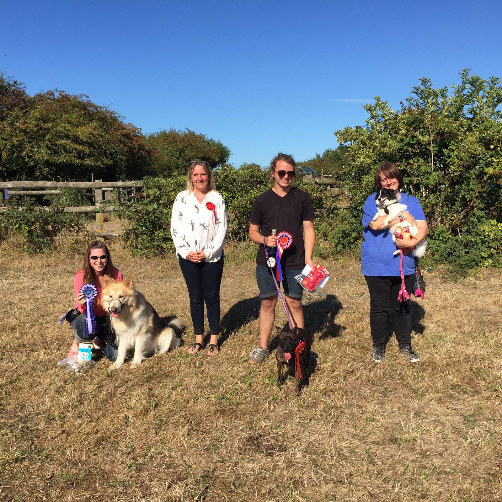 Enve Dog Show - Nelson Park Open Day 2016